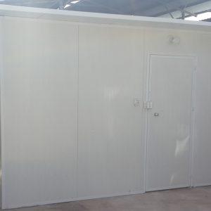 מחסן תרופות/חדרי קירור פנל מבודד