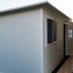 מבנה משרד/סטודיו פנל מבודד